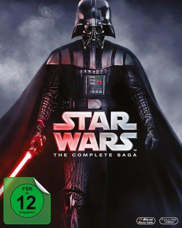 Star Wars - The Complete Saga (Blu-ray)
