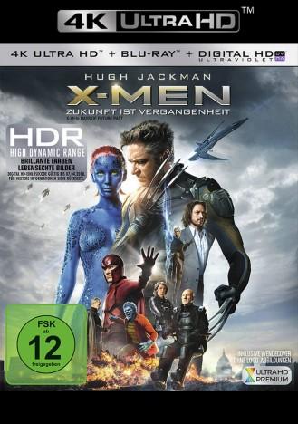 X-Men: Zukunft ist Vergangenheit - 4K Ultra HD Blu-ray + Blu-ray (Ultra HD Blu-ray)