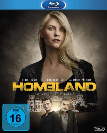 Homeland - Staffel 05 (Blu-ray)