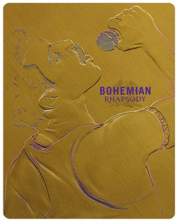 Bohemian Rhapsody - Limited Steelbook (Blu-ray)