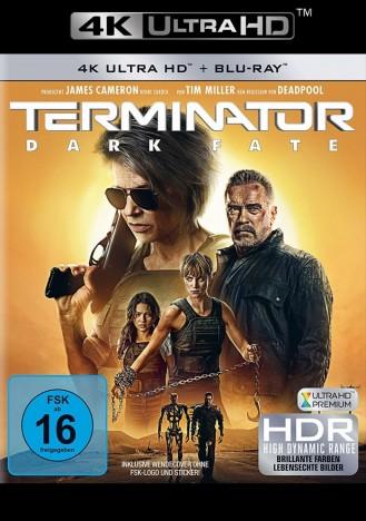 Terminator - Dark Fate - 4K Ultra HD Blu-ray + Blu-ray (4K Ultra HD)