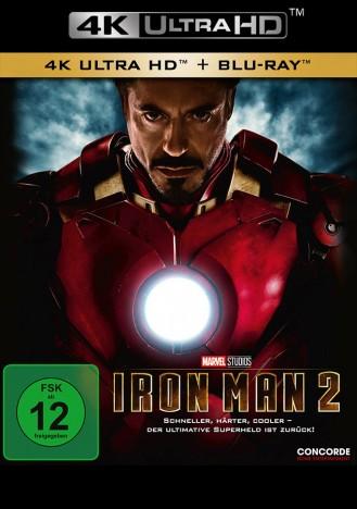 Iron Man 2 - 4K Ultra HD Blu-ray + Blu-ray (4K Ultra HD)