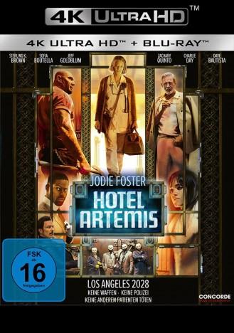 Hotel Artemis - 4K Ultra HD Blu-ray + Blu-ray (4K Ultra HD)