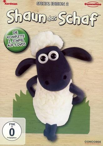 shaun das schaf - special edition 2 / 2. auflage dvd