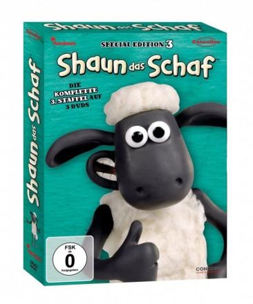 shaun das schaf - special edition 3 / 2. auflage dvd