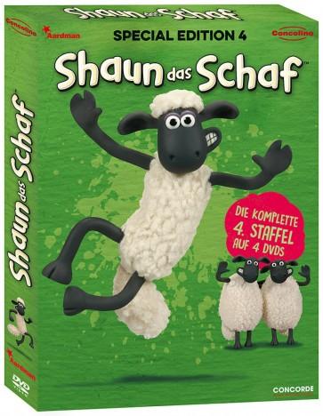 shaun das schaf - special edition 4 dvd