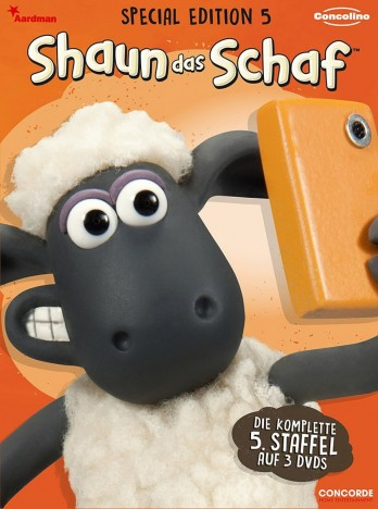 shaun das schaf - special edition 5 dvd