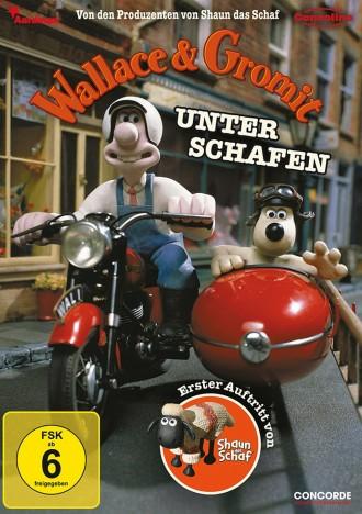 Wallace & Gromit - Unter Schafen (DVD)