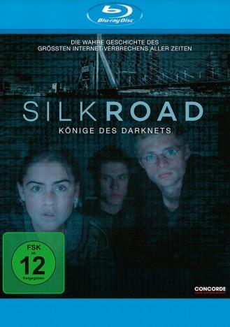 Silk Road - Könige des Darknets (Blu-ray)