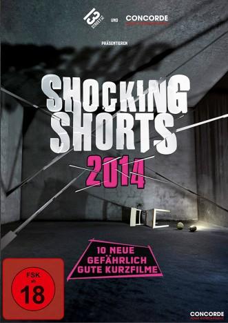 Shocking Shorts 2014 - 10 neue gefährlich gute Kurzfilme (DVD)