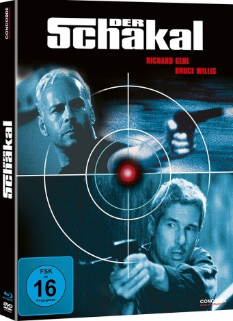 Der Schakal - Mediabook (Blu-ray)