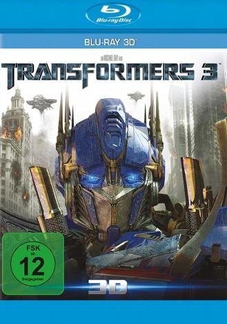 Transformers 3 3D - Blu-ray 3D (Blu-ray)