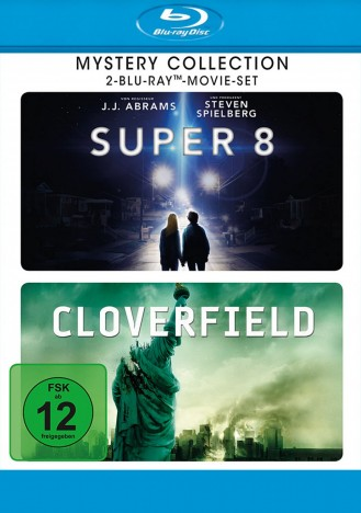 Super 8 & Cloverfield - Mystery Collection (Blu-ray)
