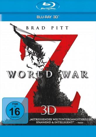 World War Z - Blu-ray 3D (Blu-ray)