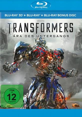 Transformers - Ära des Untergangs - Blu-ray 3D + 2D + Bonus BD (Blu-ray)