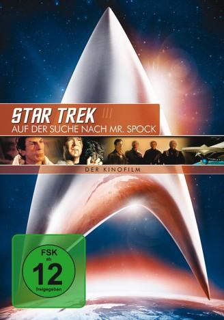 Star Trek III - Auf der Suche nach Mr. Spock - Remastered (DVD)
