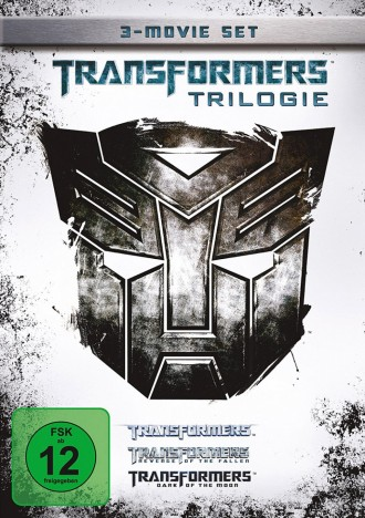 Transformers - Trilogie (DVD)