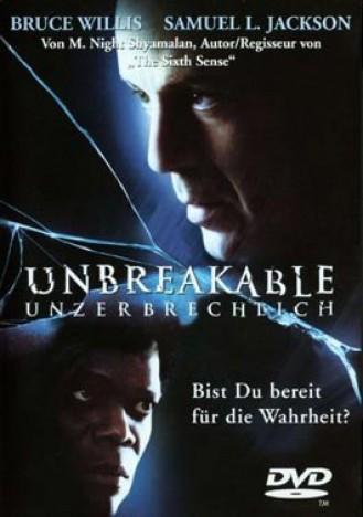 Unbreakable - Unzerbrechlich (DVD)