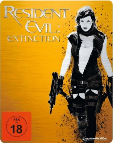 Resident Evil - Extinction - Steelbook (Blu-ray)