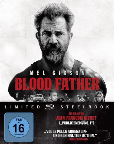 Blood Father - Steelbook (Blu-ray)