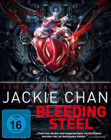 Bleeding Steel - Limited Steelbook (Blu-ray)