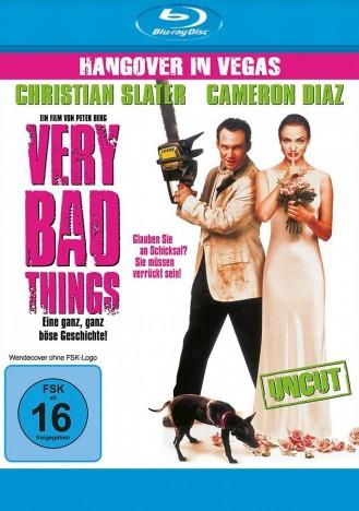 Very Bad Things - Hangover in Las Vegas (Blu-ray)