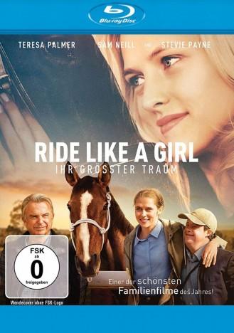 Ride Like a Girl - Ihr grösster Traum (Blu-ray)
