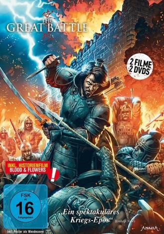 The Great Battle - Inkl. Historienfilm Blood & Flowers (DVD)