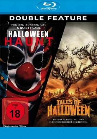 Halloween Haunt & Tales of Halloween - Halloween Double Feature (Blu-ray)