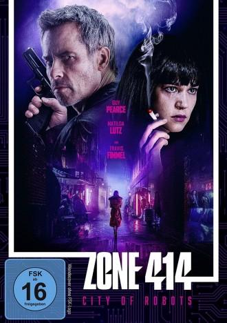 Zone 414 - City of Robots (DVD)