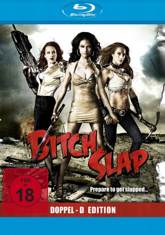 Bitch Slap - Doppel-D Edition (Blu-ray)