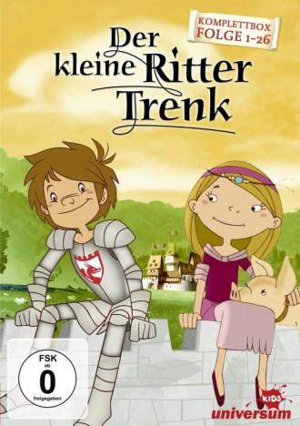 Der kleine Ritter Trenk - Komplettbox / Folgen 01-26 / Amaray (DVD)