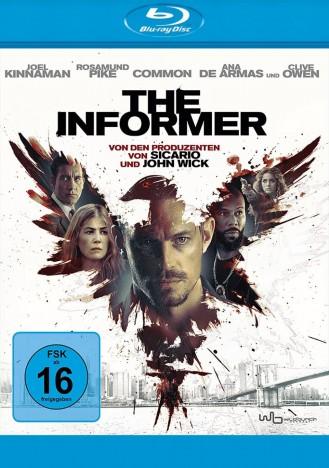The Informer (Blu-ray)