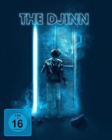 The Djinn - Mediabook (Blu-ray)