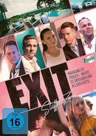 Exit - Staffel 02 (DVD)