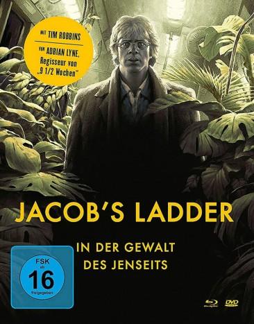 Jacob's Ladder - In der Gewalt des Jenseits - Mediabook / Cover B (Blu-ray)