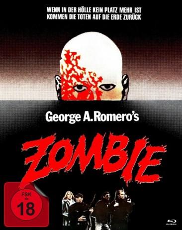 Zombie - Dawn of the Dead - Uncut Argento Fassung / 4K Ultra HD Blu-ray + Blu-ray (4K Ultra HD)
