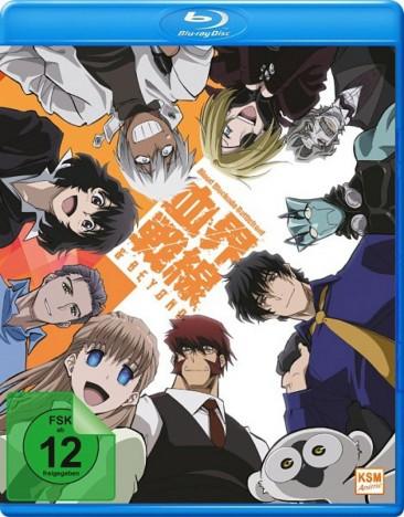 Blood Blockade Battlefront - Staffel 02 / Vol. 3 / Limited Edition (Blu-ray)