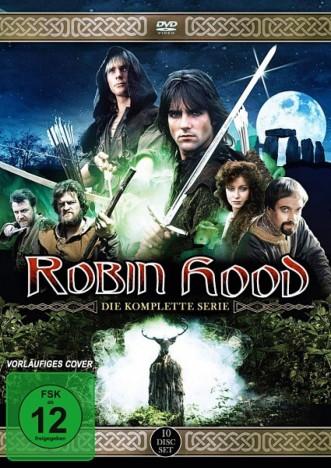 Robin Hood - Die komplette Serie (DVD)