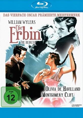 Die Erbin (Blu-ray)