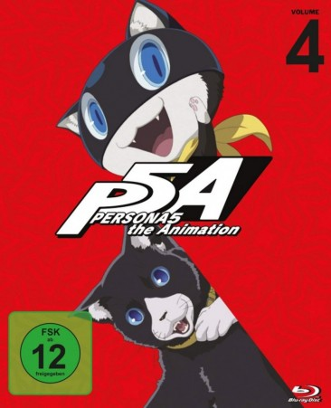 Persona5 the Animation - Vol. 4 (Blu-ray)
