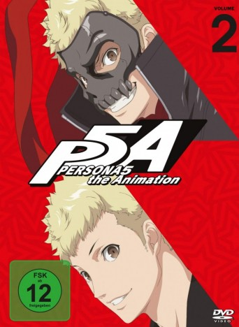Persona5 the Animation - Vol. 2 (DVD)