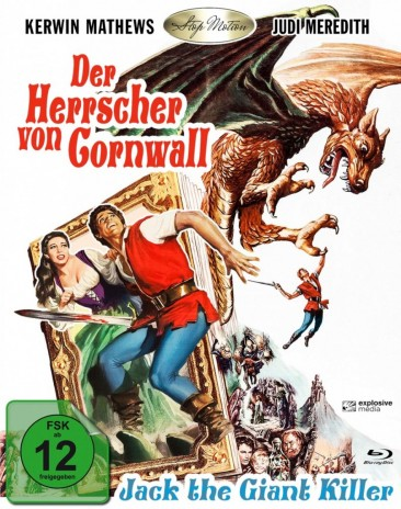 Der Herrscher von Cornwall (Blu-ray)