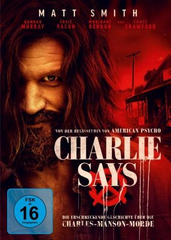 Charlie Says (DVD)