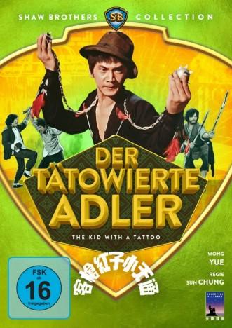 Der tätowierte Adler - Shaw Brothers Collection (DVD)