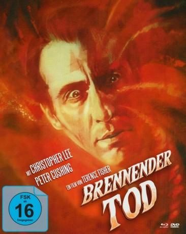 Brennender Tod - Mediabook / Cover B (Blu-ray)