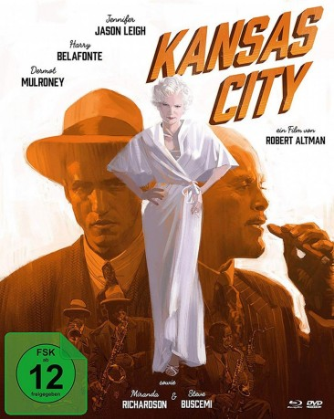Kansas City - Mediabook (Blu-ray)