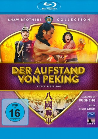 Der Aufstand von Peking - Boxer Rebellion (Blu-ray)