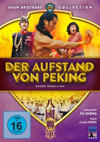 Aufstand in Peking - Boxer Rebellion (DVD)