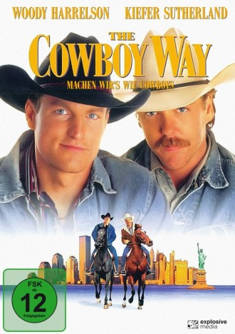the cowboy way machen wir 39 s wie cowboys dvd. Black Bedroom Furniture Sets. Home Design Ideas